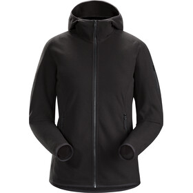 Arc'teryx Delta LT Hoody Women Black